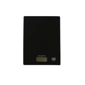 Touch screen kitchen electronic scale
