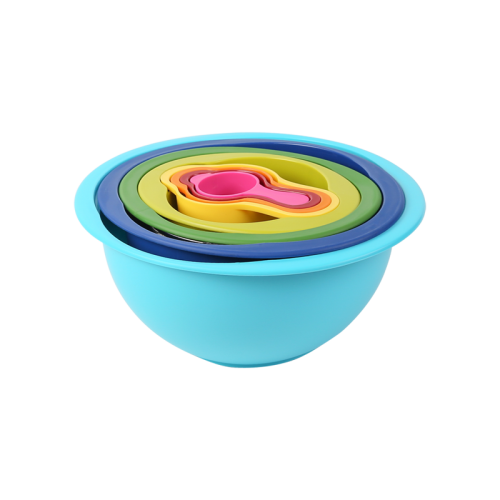 Multi-use rainbow eight sets